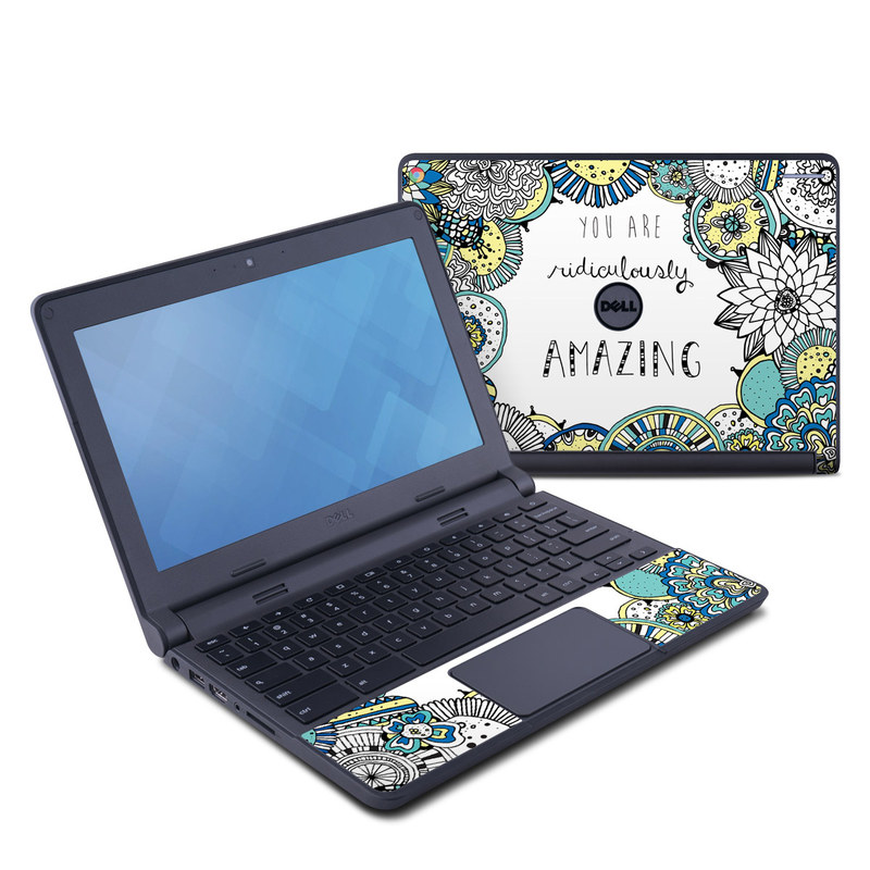 You Are Ridic Dell Chromebook 11 Skin