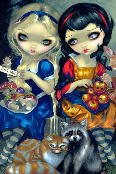 Alice & Snow White