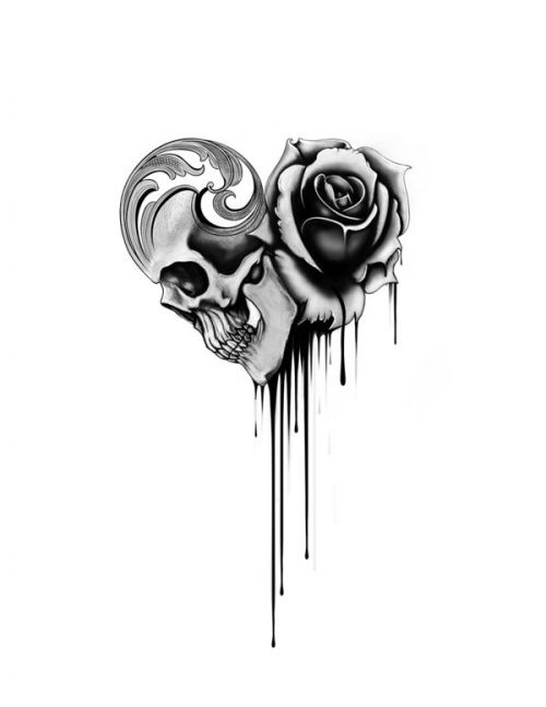 Design of Black-and-white, Illustration, Monochrome, Rose, Plant, Style, Metal, Drawing with white, black, gray colors