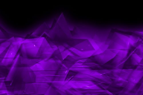 Dark Amethyst Crystal