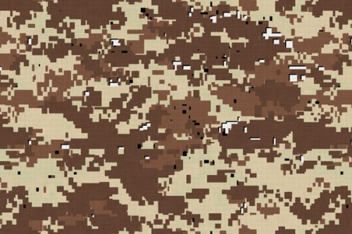 Design of Military camouflage, Camouflage, Pattern, Brown, Uniform, Design, Textile, Beige, Metal with black, gray, red, green colors