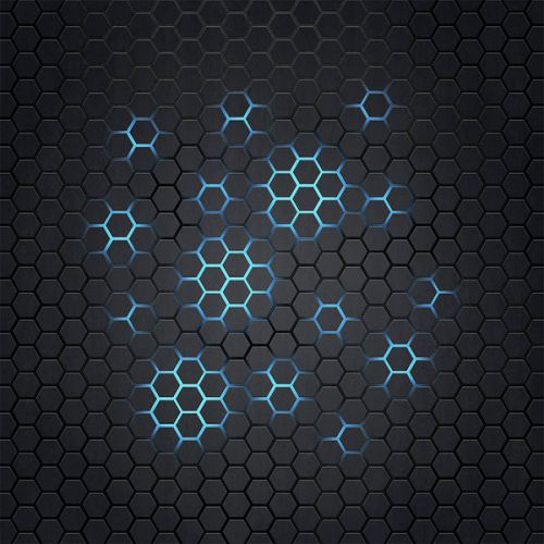 Design of Pattern, Water, Design, Circle, Metal, Mesh, Sphere, Symmetry with black, gray, blue colors