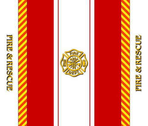 Design of Military rank, Flag with white, red, yellow colors