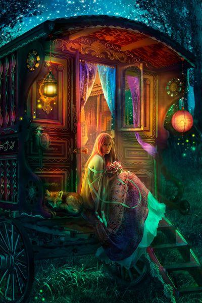 Gypsy Firefly