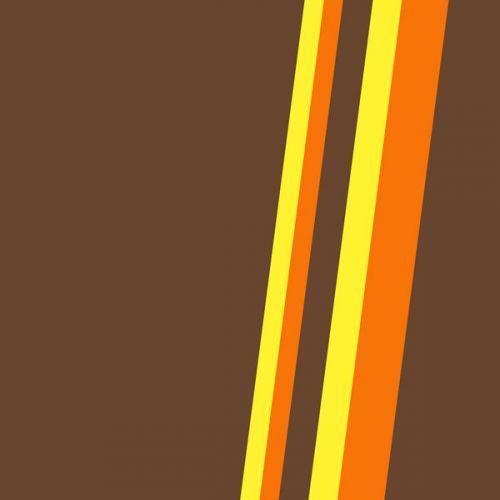 DJI Mavic Air Battery Skin design of Orange, Yellow, Line, Brown, Font, Material property, Graphic design, Pattern, Parallel with brown, orange, yellow colors