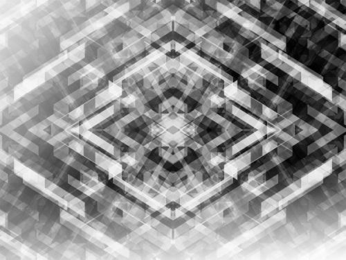 Design of Black-and-white, Pattern, Monochrome, Symmetry, Monochrome photography, Design, Style, Illustration with black, white, gray colors