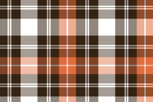 Samsung Galaxy Stellar Skin design of Plaid, Pattern, Tartan, Orange, Brown, Textile, Line, Design, Tints and shades with gray, black, red, white, pink, green colors