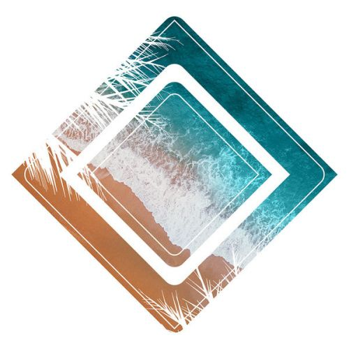 Design of Turquoise, Teal, Aqua, Brown, Technology, Tableware, Rectangle with white, blue, brown, orange colors