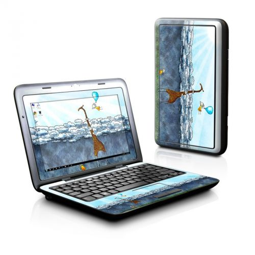 Above The Clouds Dell Inspiron duo Skin