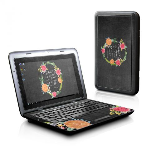 Love Done Well Dell Inspiron duo Skin