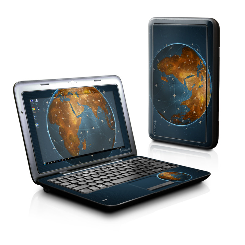 Airlines Dell Inspiron duo Skin