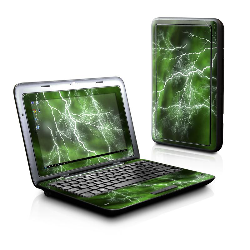 Apocalypse Green Dell Inspiron duo Skin