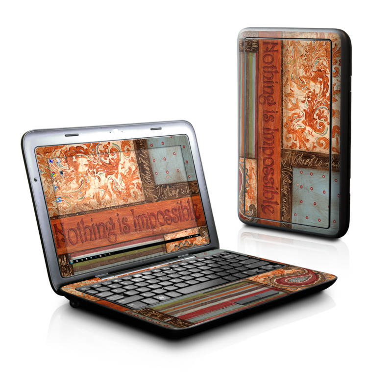 Be Inspired Dell Inspiron duo Skin