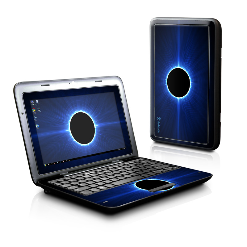 Blue Star Eclipse Dell Inspiron duo Skin