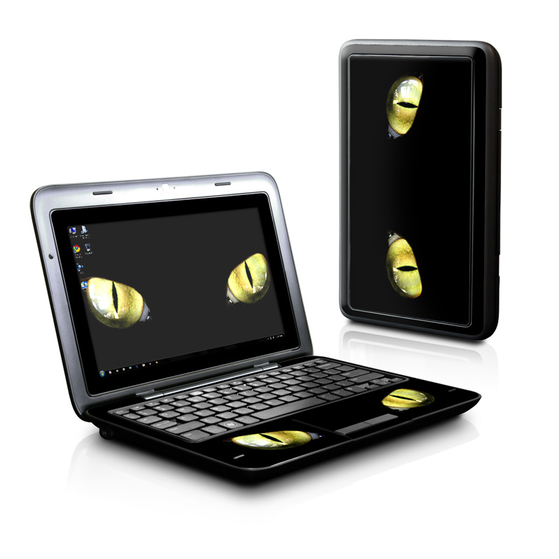 Cat Eyes Dell Inspiron duo Skin