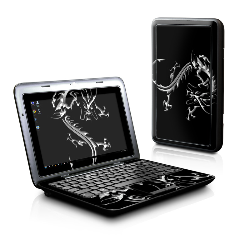 Chrome Dragon Dell Inspiron duo Skin