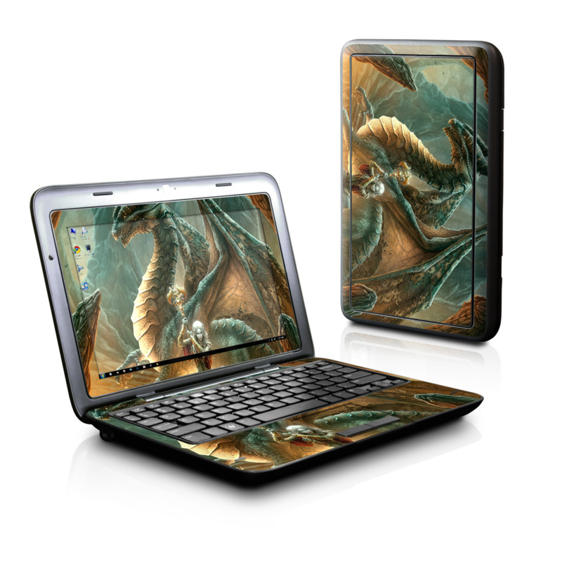 Dragon Mage Dell Inspiron duo Skin