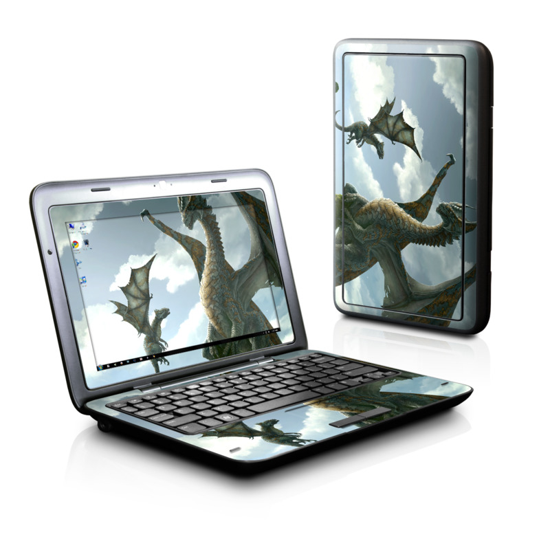 First Lesson Dell Inspiron duo Skin