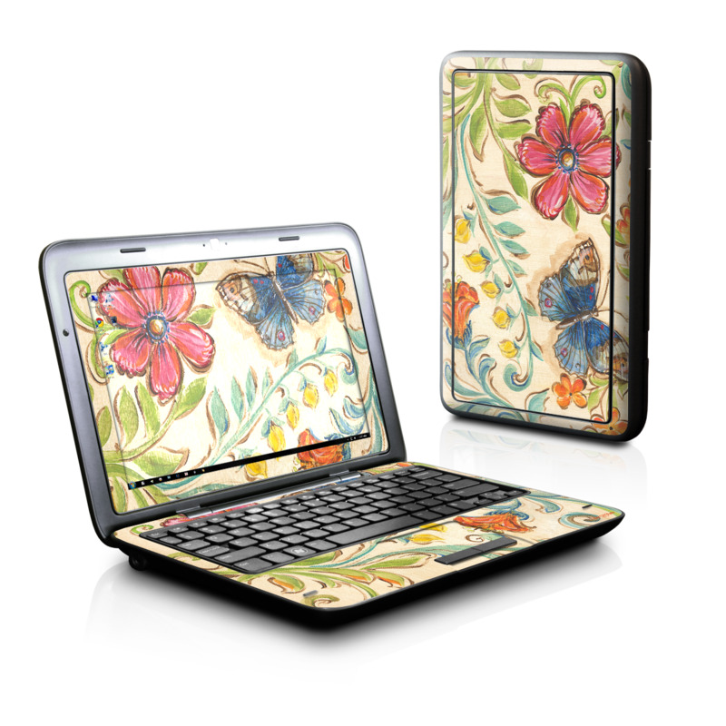 Garden Scroll Dell Inspiron duo Skin