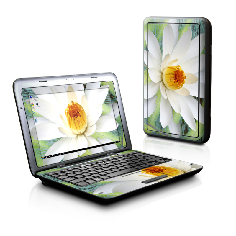 Liquid Bloom Dell Inspiron duo Skin