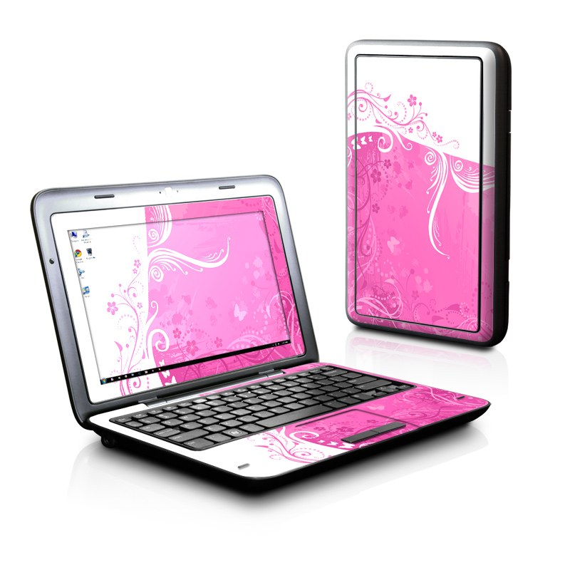 Pink Crush Dell Inspiron duo Skin