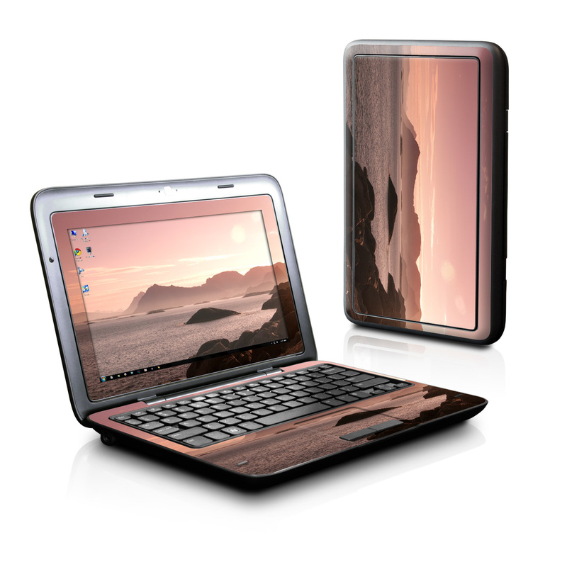 Pink Sea Dell Inspiron duo Skin