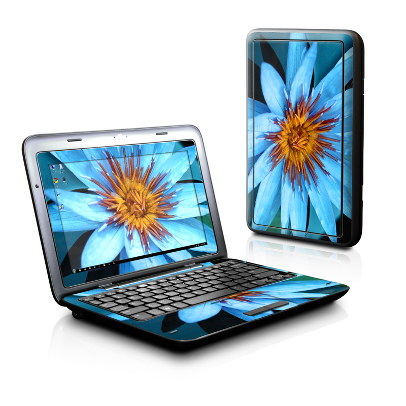Sweet Blue Dell Inspiron duo Skin