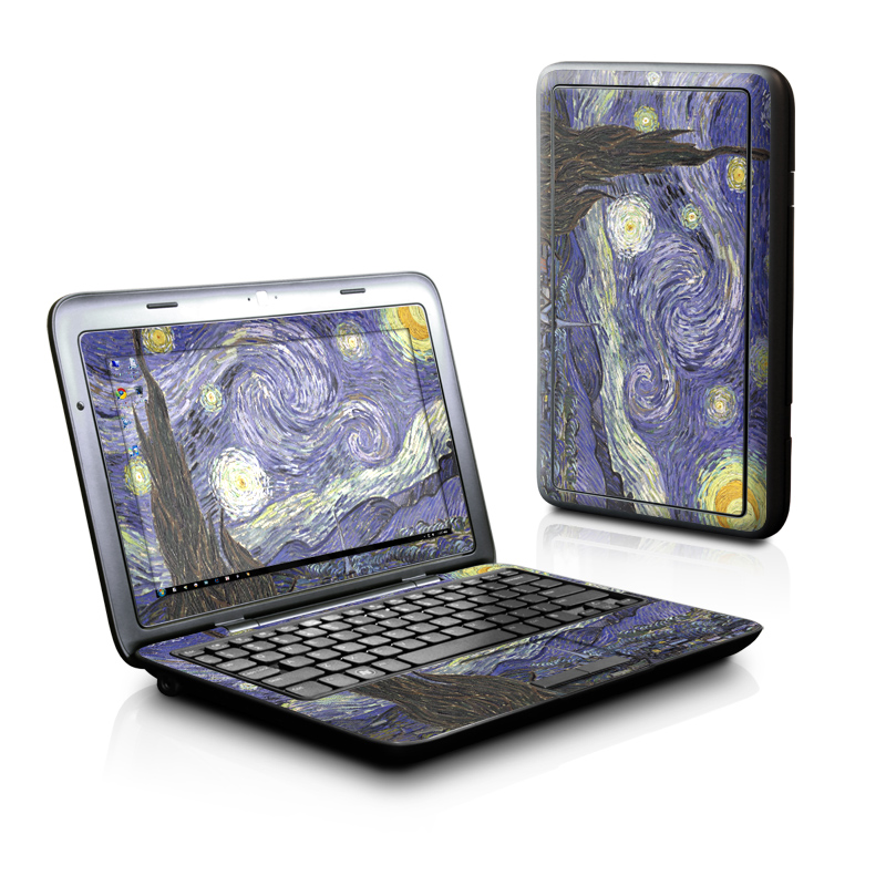 Starry Night Dell Inspiron duo Skin