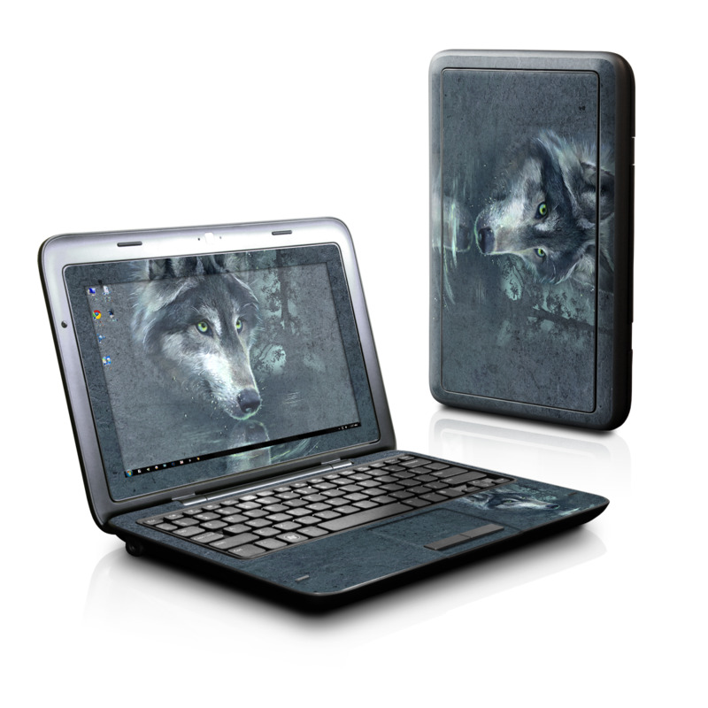 Wolf Reflection Dell Inspiron duo Skin