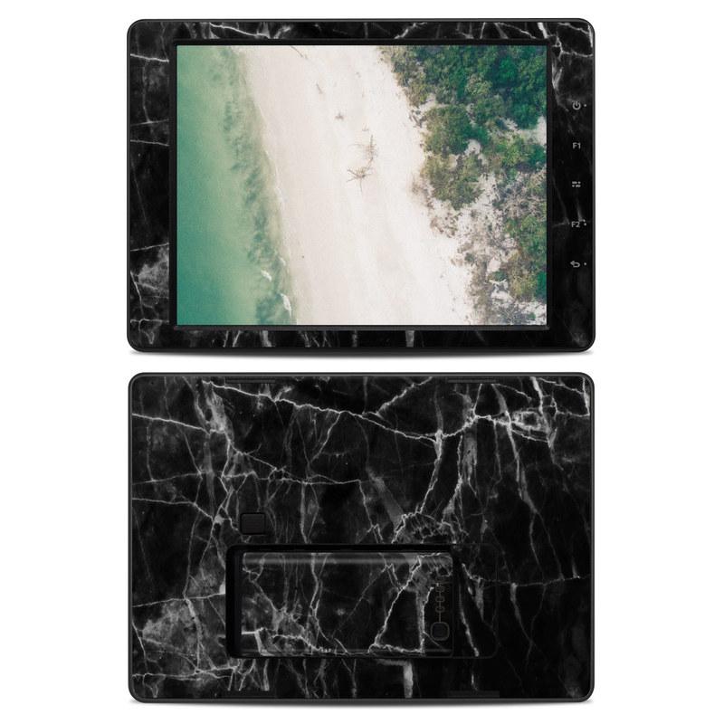 Black Marble DJI CrystalSky 7.85-inch Skin
