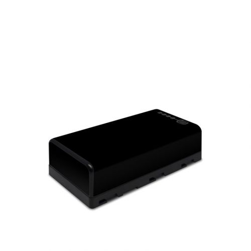 Solid State Black DJI CrystalSky Battery Skin