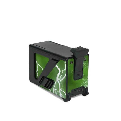 Apocalypse Green DJI FPV Intelligent Flight Battery Skin