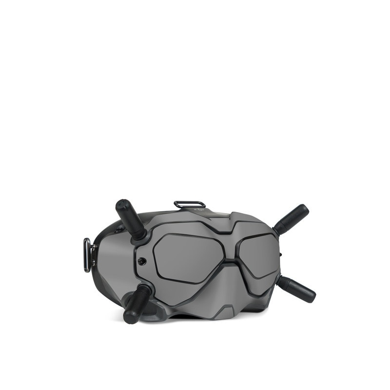 DJI FPV Goggles V2 Skin design of Atmospheric phenomenon, Daytime, Grey, Brown, Sky, Calm, Atmosphere, Beige with gray colors