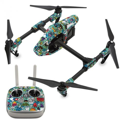 Jewel Thief DJI Inspire 1 Skin
