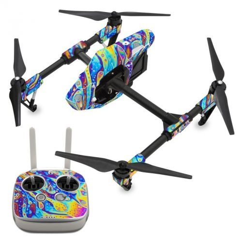 World of Soap DJI Inspire 1 Skin