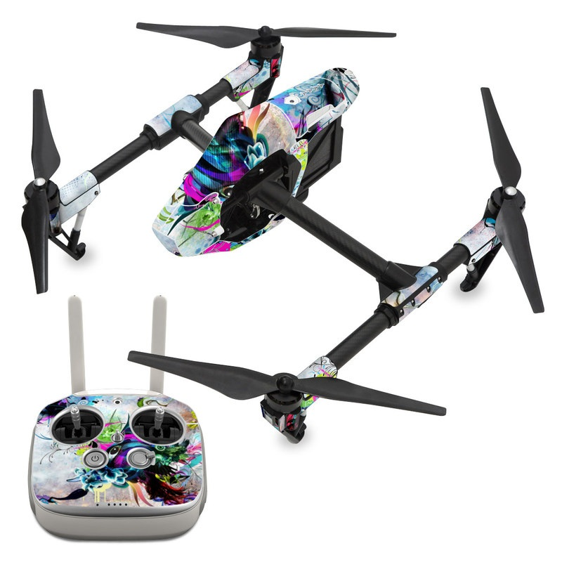 Streaming Eye DJI Inspire 1 Skin