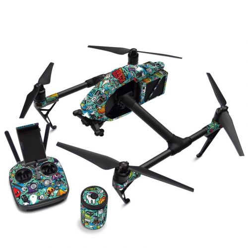 Jewel Thief DJI Inspire 2 Skin