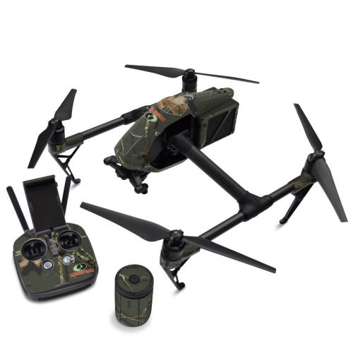 Break-Up Lifestyles Evergreen DJI Inspire 2 Skin
