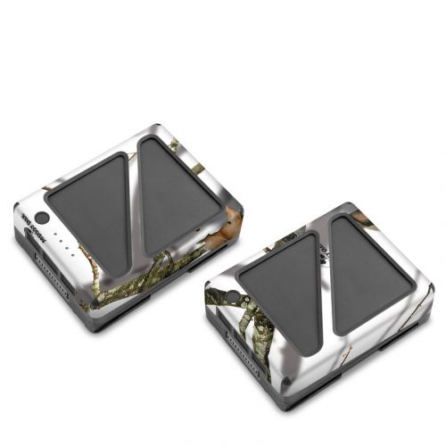 Break-Up Lifestyles Snow Drift DJI Inspire 2 Battery Skin