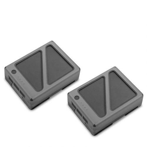 Solid State Grey DJI Inspire 2 Battery Skin