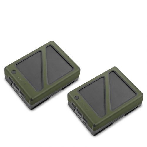 Solid State Olive Drab DJI Inspire 2 Battery Skin
