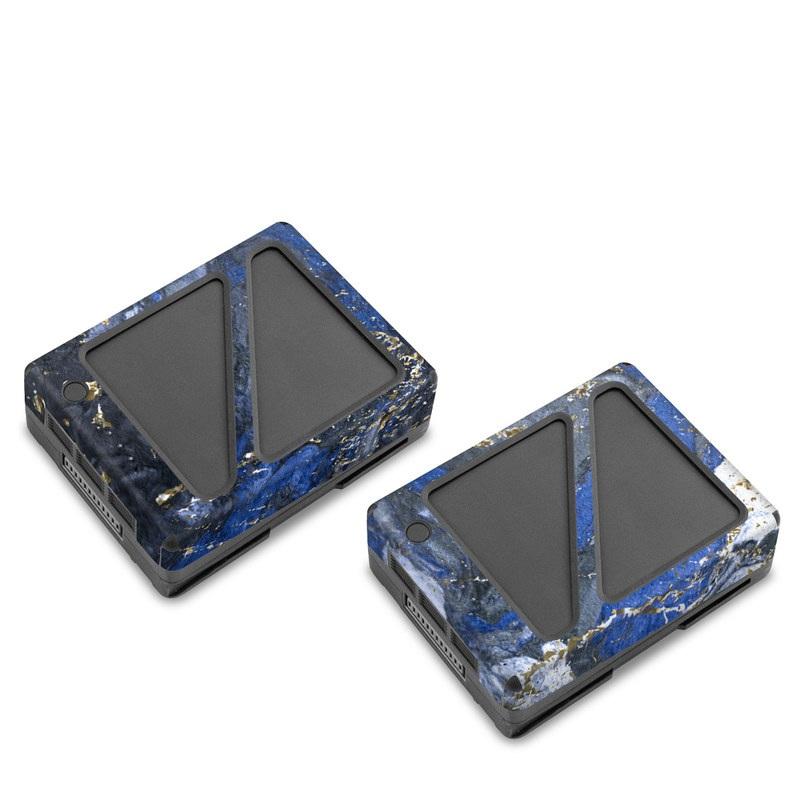 Gilded Ocean Marble DJI Inspire 2 Battery Skin