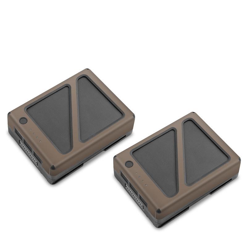 Solid State Flat Dark Earth DJI Inspire 2 Battery Skin