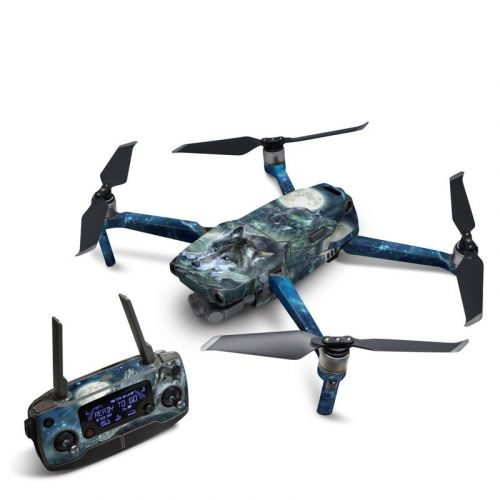 Bark At The Moon DJI Mavic 2 Skin