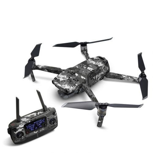 Digital Urban Camo DJI Mavic 2 Skin