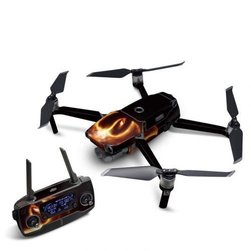 Fire Dragon DJI Mavic 2 Skin