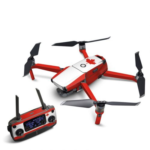 Canadian Flag DJI Mavic 2 Skin