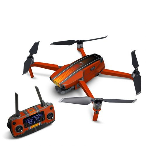 Hot Rod DJI Mavic 2 Skin