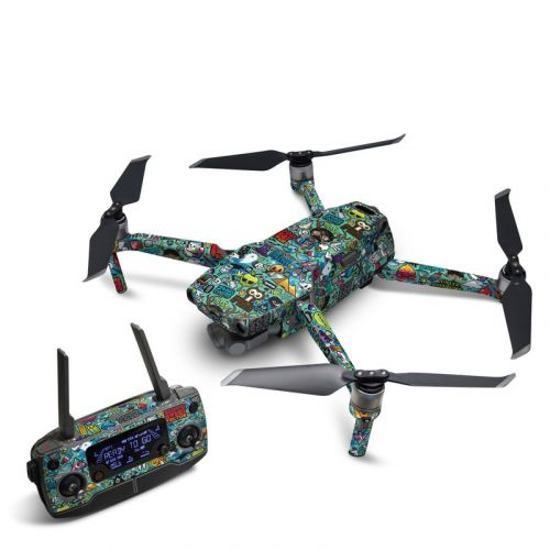 Jewel Thief DJI Mavic 2 Skin