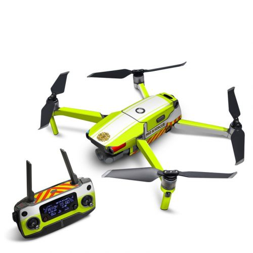 Rescue DJI Mavic 2 Skin